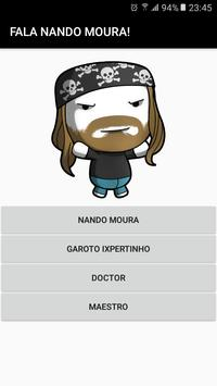 FALA NANDO MOURA! poster