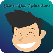 super boy adventure icon
