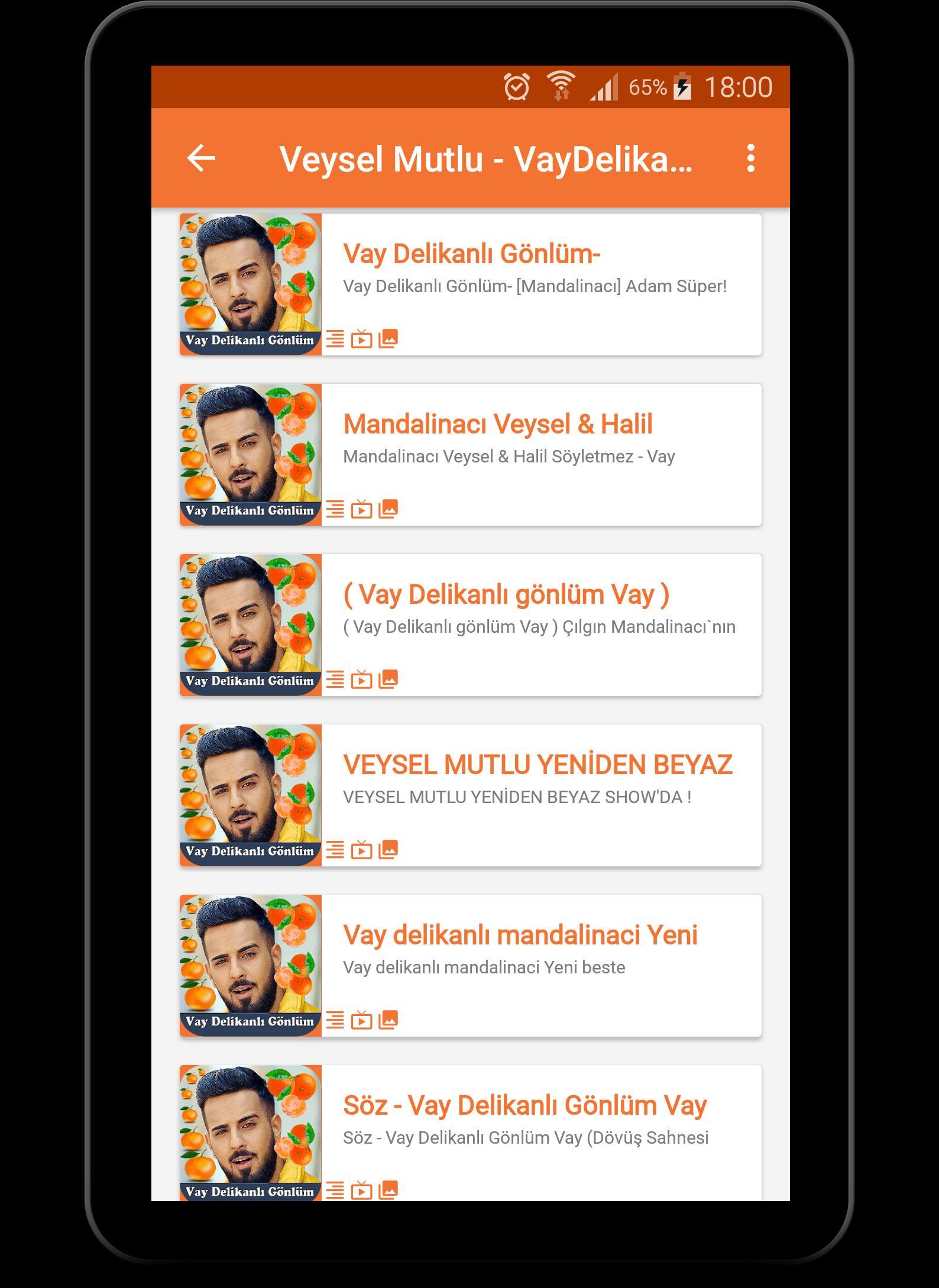 Veysel Mutlu Vay Delikanli Gonlum Pour Android Telechargez L Apk