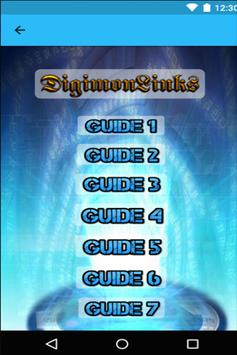 Guide To Play DigimonLinks screenshot 2
