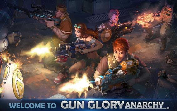 Gun Glory: Anarchy (Real Time) poster