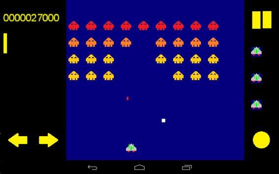 Ufo Invaders apk screenshot