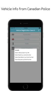 Vehicle Registration Search screenshot 4