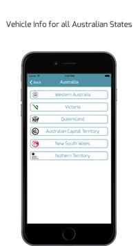 Vehicle Registration Search screenshot 2