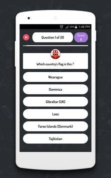 World Quiz screenshot 1