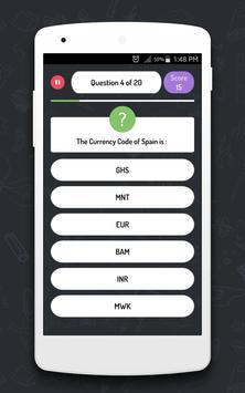 World Quiz screenshot 2