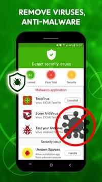 2 Schermata Scan Virus - Free Antivirus - Virus Cleaner