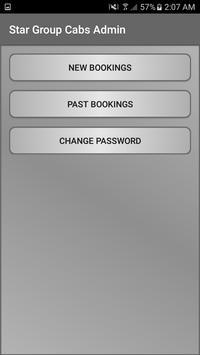 Star Group Cabs Admin apk screenshot