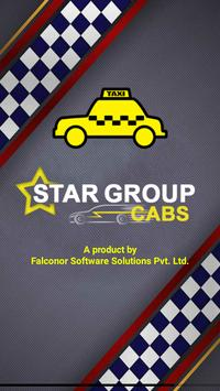 Star Group Cabs Admin poster