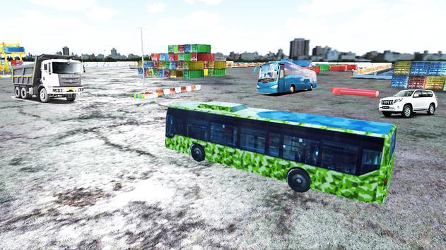 Army Bus Drive Simulator screenshot 4
