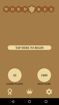 Word-O-Bee apk screenshot