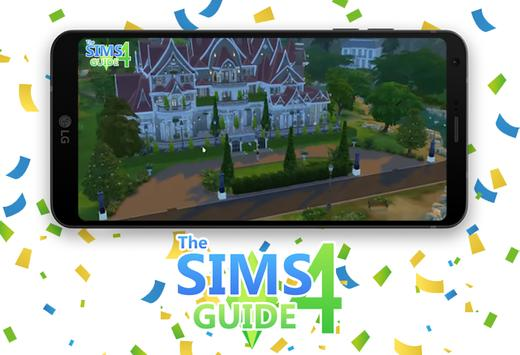 New the Sims4 Guide apk screenshot