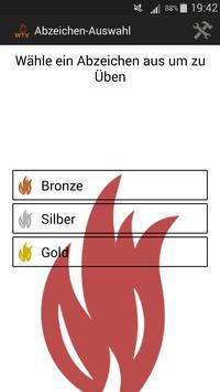 Feuerwehr Wissenstest Vorarlberg poster
