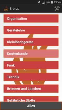 Feuerwehr Wissenstest Vorarlberg apk screenshot