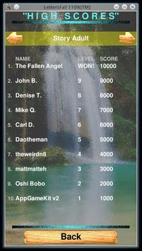 LettersFall™ screenshot 10