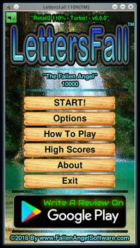 LettersFall™ screenshot 1