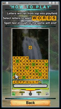 LettersFall™ screenshot 9