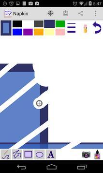 Napkin Ideas Paint apk screenshot