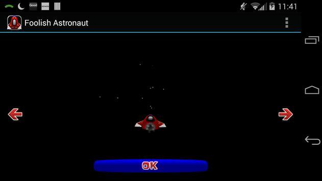Foolish Astronaut apk screenshot
