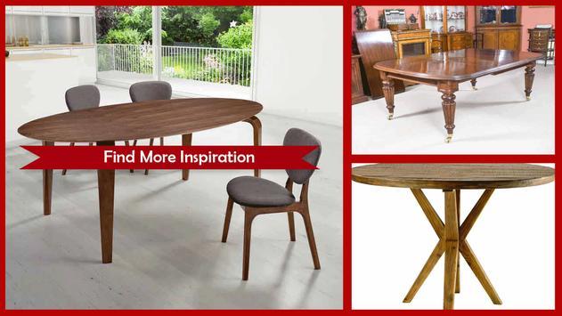 Inspirational Dining Table Do-Overs apk screenshot