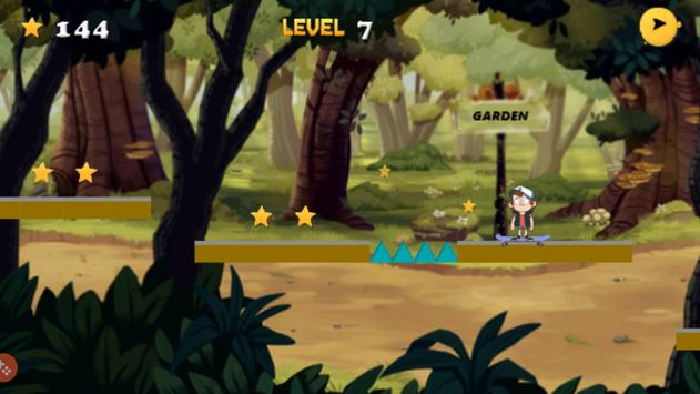 Gravity Skater-Boy apk screenshot