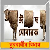 কুরবানীর নিয়ম ও বিধান icon