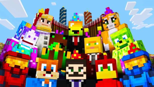 Skindex Skins For Minecraft For Android APK Download - Skins para minecraft 1 8 skindex