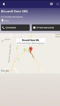 Riccardi Store screenshot 1