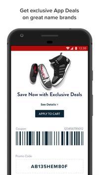 Famous Footwear Mobile apk screenshot