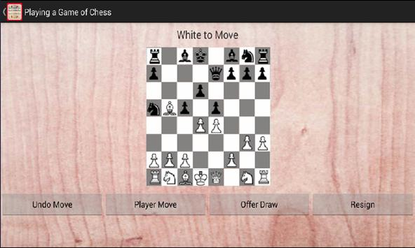 Famous Chess Game screenshot 2