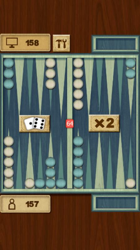 Backgammon Free - Board Games for Two Players APK Download ...