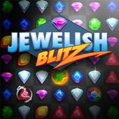 Jewelish Blitz - Match 3 Free icon