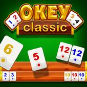 Rummikub Tile Game Free - Okey Oyna icon