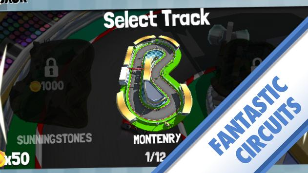 Racing Cars 3D - Free Racing apk screenshot