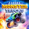 Racing Monster Trucks Free icon