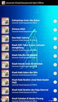 Ustadz Khalid Basalamah MP3 Offline poster
