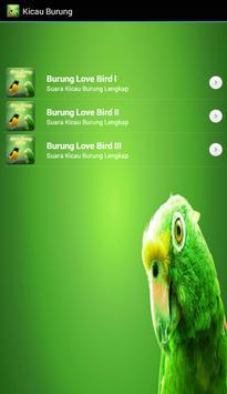 Top Kicau Master Burung Mania Mp3 Terlengkap screenshot 2