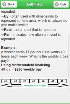 MEGAMath Elementary apk screenshot