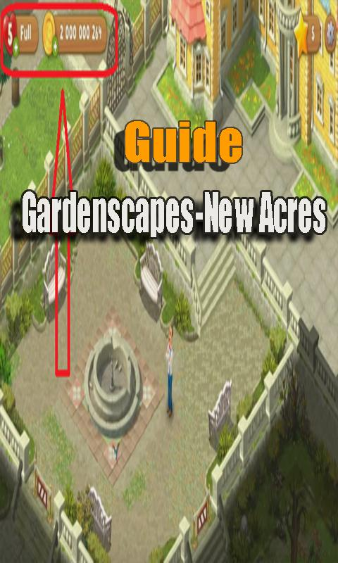 Guide Gardenscapes-New Acres poster