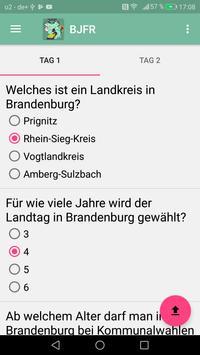 Brandenburgische Jugend- und Familienrallye screenshot 1