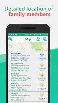 Family Location GPS Tracker screenshot 4