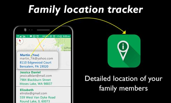 Family Location GPS Tracker screenshot 12