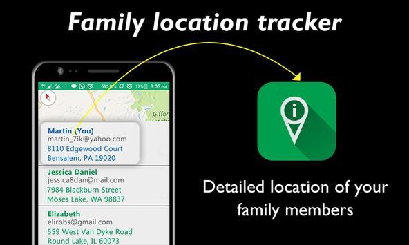 Family Location GPS Tracker screenshot 2