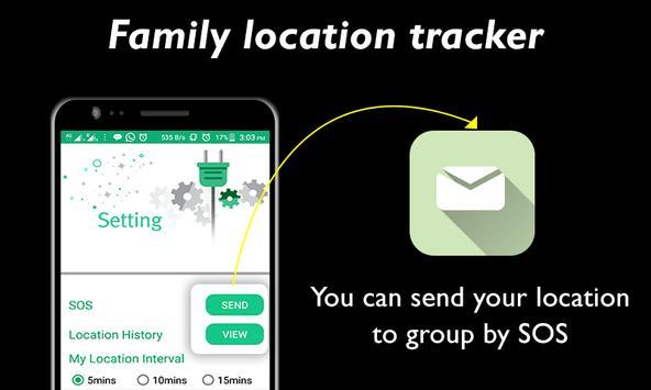 Family Location GPS Tracker screenshot 3