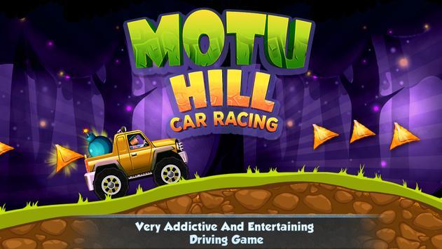 Motu Patl Hill Car Racing King apk screenshot