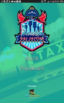 Family Car Service screenshot 3