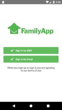 FamilyApp apk screenshot