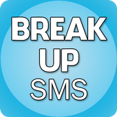 Break Up Sms icon