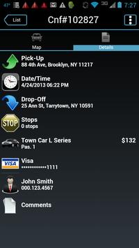 Family Car Service screenshot 4