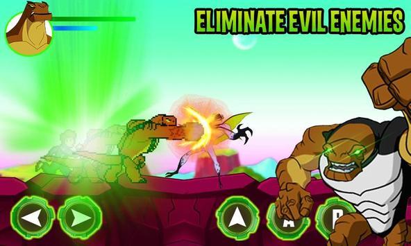 Ben Alien Humungousaur: Adventures screenshot 1